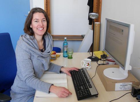 Sophia Ratcliffe, University of Leipzig